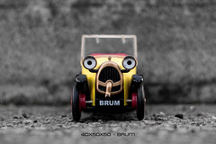 40x50x50 - BRUM (Forty-9) Tags: canon eos60d eflens ef50mmf18ii 50mm 50x50x50 50x50x50project 50x50x50challenge niftyfifty niftyfiftyproject lightroom brum car toy 25072016 2016 40x50x50 july tomoskay forty9 monday