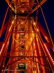 In the Ferris-wheel (Askjell's Photo) Tags: ferriswheel greece hellas rhodes rhodos rodos askjell