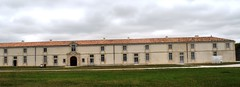 Citadelle du Chteau d'Olron (ee) Tags: europethebestphotos patrimoines charentemaritime viaduc doucefrance couleursdolron vauban citadelle atlantique arsenal 1685 chteaudolron