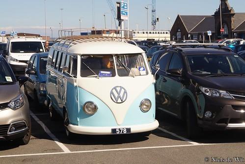 1950-1967 Volkswagen T1