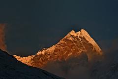 Remembering.... (Lopamudra !) Tags: lopamudra lopamudrabarman lopa mountain mountains mount bhrigu tapovan tapoban shivling shiva bhujbasa bhujabasa garhwal india himalaya highaltitude trek goumukh gomukh himalayas uttaranchal uttarakhand uttarkhand sunrise dawn morning morn colour color colours landscape camera kodak twilight sunshine bhriguparvat