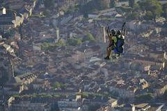 Parapente  Millau (Michel Seguret Thanks all for 9.200 000 views) Tags: france aveyron t summer sommer millau vol flight parapente caussenoir pountcho freedom libert sport michelseguret nikon d800 pro air luft voile sail