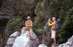 2016-05-14_09.jpg (pfedorov) Tags: turkey thelycianway lycianway turkeyonfilm onfilm film canoneos3 eos3 kodak backpack backpacker backpacking nature adventure camping camp