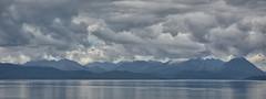 SkyeScape... (Harleynik Rides Again.) Tags: innersound cuillinridge isleofskye scotland westcoast westernisles applecross skyescape harleynikridesagain explore inexplore cloudporn mountains