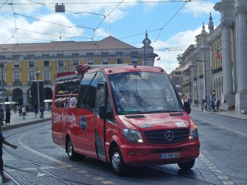 Mercedes Sprinter de Lisbon Sightseeing Grayline