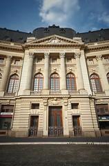 Bucharest - Central University Library