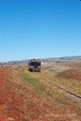 7703K-05 (Geelong & South Western Rail Heritage Society) Tags: aus australia derm dookie rta victoria yabbanorth