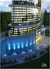 Mediterranean Highrise (samar fouad) Tags: hotel highrise tower building architcture