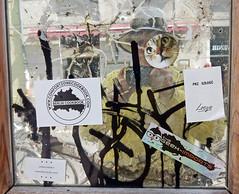 Goodbye Krakow! (Antropoturista) Tags: poland krakau krakow tag streetart selfie ego graffiti cat
