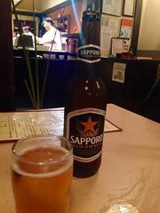 koo (ningning7) Tags: colleens first japenese beer