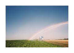 Between Here And There (Punkroyaltiger) Tags: film analog mju kodak portra 160iso rainbow