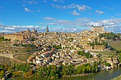 Toledo - Spain (orlanangel) Tags: toledo spain city citylife building arquitecture cidade ruas panorama urbano edificio espana historic europe