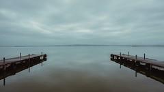 Dreams (Quique CV) Tags: albuferadevalencia valencia lago lake cloudy nublado cielo sky otoo autumn 2016 embarcadero tranquilidad tranquility rain lluvia ilce5100 sony water agua