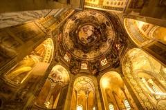 RAVENNA.  SAN VITALE (FRANCO600D) Tags: sanvitale ravenna basilica cupola chiesa fede religione bizantino basilicadisanvitale mosaici canon eos600d sigma franco600d