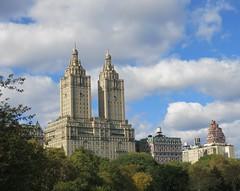 Monday Colours - Postcards from New York (Pushapoze) Tags: newyorkcity centralpark autumn fall