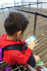2016.10.12 Brisbane Airport (amydon531) Tags: baby boys kids brothers justin jarvis family toddler cute   gold coast australia trip travel vacation brisbane airport