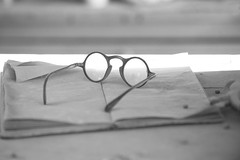 The Better To See You With... (gpa.1001) Tags: california owensvalley easternsierras blackandwhite bw bodie glasses