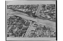 C&NW - Spurs near Western & Logan Blvd - 1950s (themats1) Tags: cnw spur chicagoil