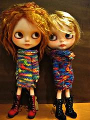 Margot y Jessy