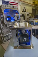 NASA 3D Printer in Zero Gravity