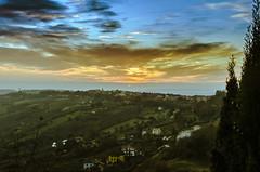 Panorama Villa Alba 2Atri2014 (pierowx) Tags: panorama 35mm nikon alba abruzzo mattina atri d5100