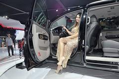 Salo Automvel 2014 (oslaim brito) Tags: ford honda mercedes renault gata carro kia fiar ducato hiunday sorentojeep citroemmulher