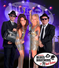 Blues Brothers + Soul Sisters