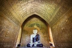 Bagan interior of pagoda (bemeup99) Tags: myanmar select bagan