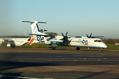 G-FLBB Dash 8 Q400 flybe (lee_klass) Tags: plane aviation transport aeroplane bee be dub southend sen dash8 dublinairport flybe southendairport propliner aviationphotography eidw dhc8402 dh8d dehavillandcanadadhc8402qdash8 regionalairliner egmc londonsouthendairport aviationspotter gflbb essexairport