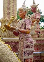 Candle Festival Ubon Thailand (jcbkk1956) Tags: thailand nikon candles festivals ubonratchathani