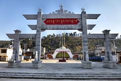493 Xingmeng (farfalleetrincee) Tags: china travel history tourism square asia adventure mongolia guide yunnan streetview urbanlandscape  tonghai minoritygroup mongols gengiskhan yuandynasty xingmeng