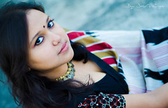 onno tumi (bysakalseye) Tags: girl indian sakal d7000 swatee