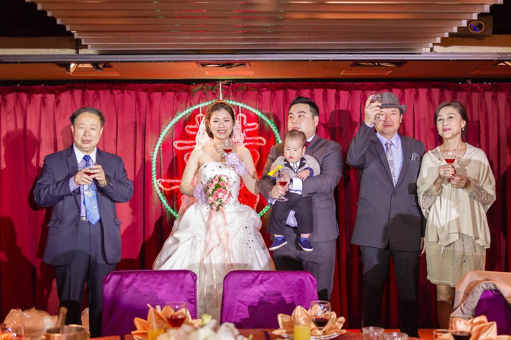 婚禮紀錄 台北婚攝 建安&品妤 結婚喜宴 昱廚海鮮餐廳