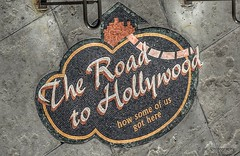 The Road to Hollywood (elnina999) Tags: california plaza old city travel trees light red people urban sculpture usa building art tourism water fountain statue retail stone architecture mall walking design persian wooden los graphics day arch angeles outdoor indian centre landmark courtyard center tourist palm highland hollywood egyptian figure tables shops benches stores feature mesopotamia attraction outlets parasols assyrian babylonian zoroastrian nikond5100