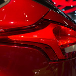 Ford Focus taillight thumbnail