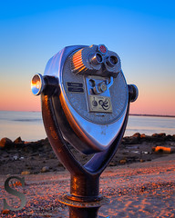 Looking out (Singing With Light) Tags: beach sunrise photography october pentax milford 25th 2014 siversands ctk3 singingwithlight singingwithlightphotography