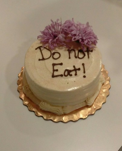 Why can't they eat cake?, From FlickrPhotos