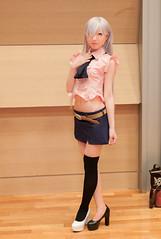 C87 となコス 1日目 七つの大罪 エリザベス (hamashun) Tags: leica 35mm cosplay m8 f25 summaritm