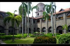 """San Agustin"" (Intramuros, Manila): Innenhof (Lautergold) Tags: philippines manila baroque unescoworldheritage intramuros weltkulturerbe sanagustin"