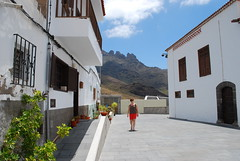 Adeje alley (perengb) Tags: travel vacation spain tenerife teneriffa teneriffe adeje