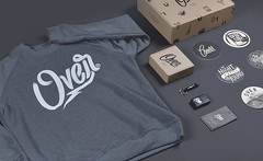 Over Bolt Sweatshirt pack (sepra4life) Tags: illustration typography design graphic packing over pack bolt type lettering sweatshirt