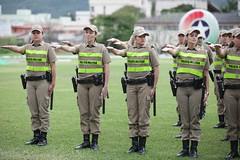 Brazilian Military Police (JVGMB) Tags: brazil female mujer graduacion military mulher ceremony police militar policewoman brazilian officer policia policewomen oficiales policias policiais