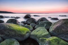 February sunset (Laurts) Tags: sunset seascape rocks efs1022mm 70d