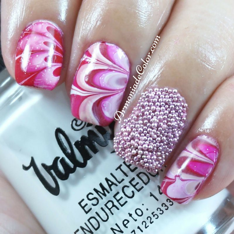 water marble rosa 2
