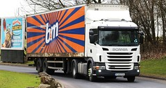 Scania G440 B&M Bargains PJ13FYX Frank Hilton 05032015 080 (Frank Hilton.) Tags: pictures classic truck frank photos transport hilton lorry trucks