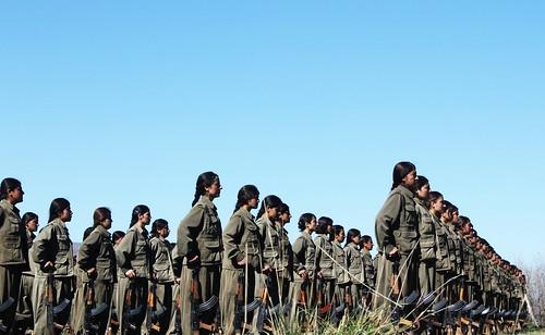 Kurdish Guerillas, From FlickrPhotos
