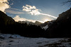 Sunset (Francy_93) Tags: sunset snow alps ice waterfall frosty piemonte inverno alpi ghiaccio cascata