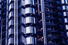 #PicOfTheDay lloyds building London  Richard Rogers (Candidman) Tags: lloyds building london  richard rogers arquitectura metal edificio ivan harbour mike davies lloyds