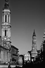 De la plaza del Pilar (carnuzo) Tags: leica monocrhom elmarit 90mm