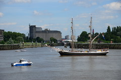 Tall Ships Race 2016 Morgenster DST_5088 (larry_antwerp) Tags: 2016 antwerp antwerpen       port        belgium belgi          schip ship vessel        schelde        sailing tallship morgenster tallshipsrace
